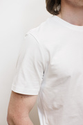 Basic #3, T-shirt White
